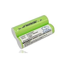 Bater a Ni MH 2000mAh 2 4V...