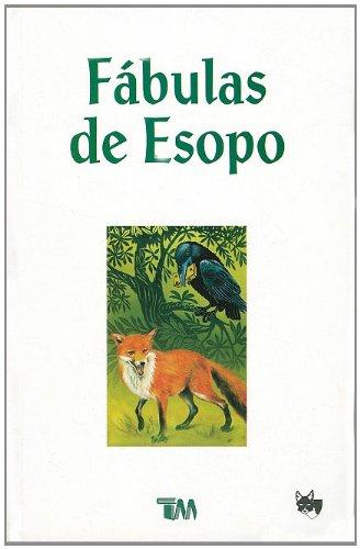 Fabulas de Esopo = Aesop's Fables (Clasicos Fabulas) por Esopo