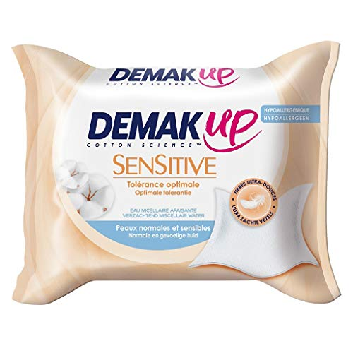 Demak'Up Demak Up Sensitive Tola © Rance Optimal Olio e Sensitive Wipes X23 (Set 4) 1
