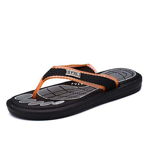 Nere Piscina Fredda Le Scarpe Pantofole Biancheria Tanga Intima Semplice Spiaggia Mens Rdp Da aUgqx7w