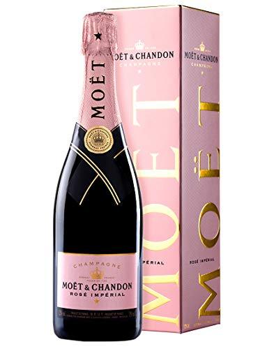 Champagne Rosé Impérial Moët & Chandon 0,75 L Astucciato