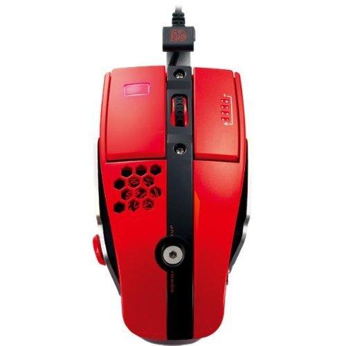 Ttesports MO-LTM009DTL Souris gaming Rouge