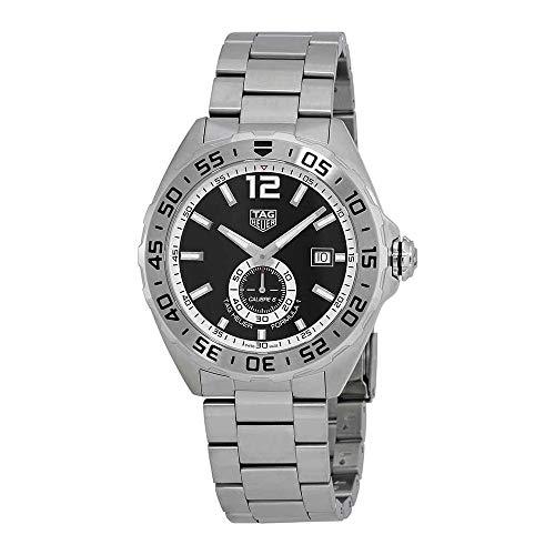 Tag Heuer Herren-Armbanduhr Formel 1, automatisch, schwarzes Zifferblatt, WAZ2012.BA0842