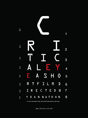 CRITICAL EYE Cover