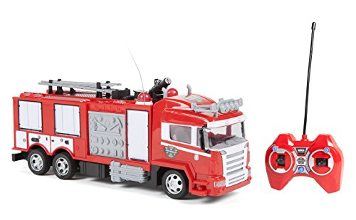 World Tech Toys 34980 Feuerwehrauto, Rot*