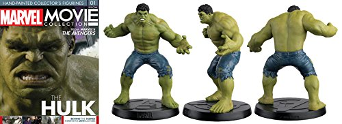 FIGURA DE RESINA MARVEL MOVIE COLLECTION ESPECIAL HULK