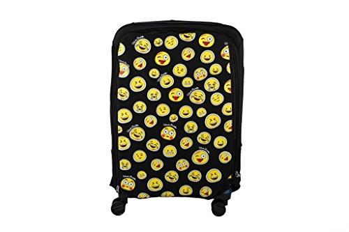 Salvador Bachiller - Funda Universal Emojis Compl Viaj Uni-17m Verde M