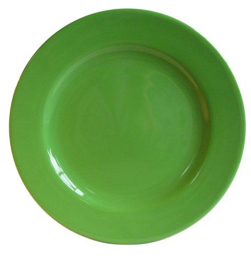Waechtersbach Fun Factory II Green Apple Dinner Plates, Set of 4 by Waechtersbach Waechtersbach Green Apple