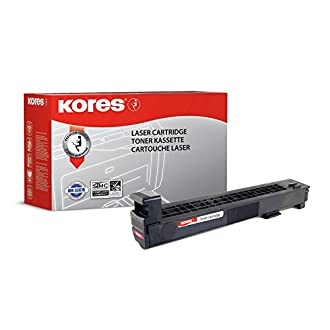 Kores Toner Cartridges for Model CP 6015, CM6030, 6040, 21000 Pages, Red