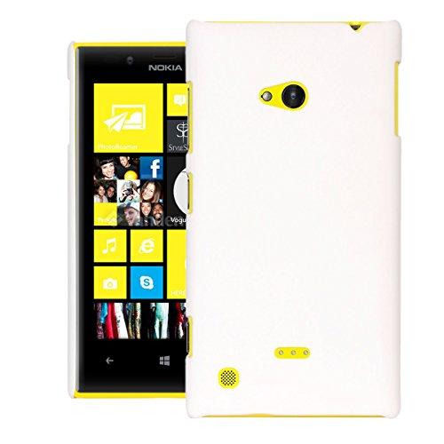 Cock Hard Case For Nokia Lumia 720 - White