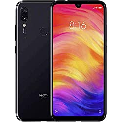 "Xiaomi Redmi 7 3Go 32Go 4G Dual SIM Noire - Global Version, Smartphone (15, 9 cm (6, 26""), 720 x 1520 Pixel, 12 MP, 4000 mAh,)"