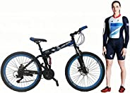 """Foldable Land Rover Mountain Bike 26"""" For a"""