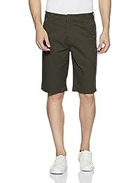 Parx Men's Regular Fit Shorts