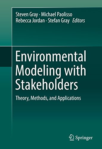 Mapping Stakeholder (Environmental Modeling with Stakeholders: Theory, Methods, and Applications)