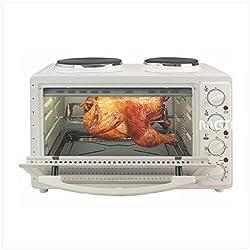 Silva-Homeline KK 2800-C Kleinküche mit Umluft, 3300 W, 27 L