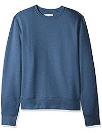 Amazon Essentials Herren Crewneck Fleece Sweatshirt