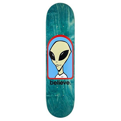 Alien Workshop Multi Believe - 7.75 Inch Skateboard-Deck (One Size, Blau) -