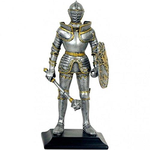 Deko Ritter Rüstung mit Schild und Keule # Mittelalter