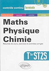 Maths Physique Chimie Terminale ST2S