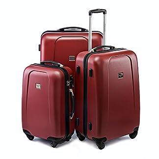 HAUPTSTADTKOFFER Juegos de maletas, 75 cm, 222 L,