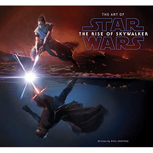 The Art Of Star Wars. The Rise Of Skywalker 1