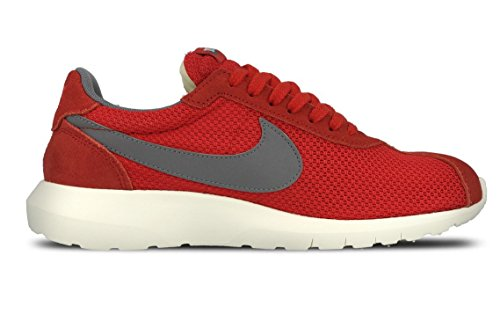 Nike Roshe LD-1000 QS, Chaussures de Running Entrainement Homme, Gris, Talla Varsity Red/Safety Orange/Black/White