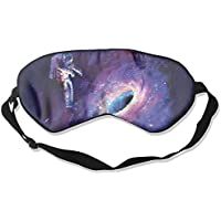 Sleep Eye Mask Astronaut Artwork Lightweight Soft Blindfold Adjustable Head Strap Eyeshade Travel Eyepatch E1 preisvergleich bei billige-tabletten.eu