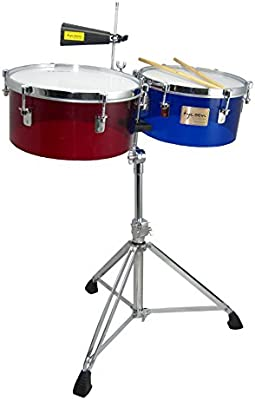 Tycoon Percussion tti-1415acr acrílico Timbales