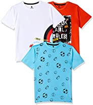 Cloth Theory Boy's Regular fit T-S