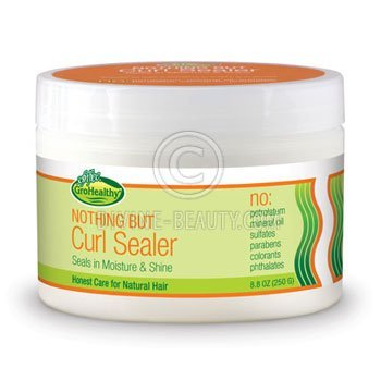 Nothing But (GroHealthy) Curl Sealer 256g