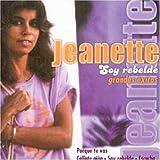 Songtexte von Jeanette - Soy rebelde: grandes éxitos
