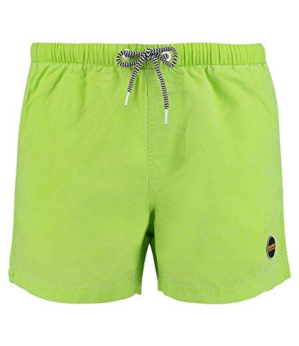 Shiwi Herren Badeshorts Swimshorts Badehose 4172101026 Grün (Lime)