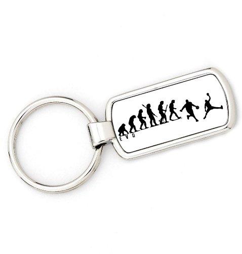 Preisvergleich Produktbild Mans Evolution Schlüsselanhänger Ape, Basketball Schlüssel Ring Geschenk