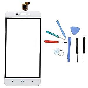 """Displayglas Glas TouchScreen Digitizer Touch Reparatur + WERKZEUG Für ZTE Blade A452 5"""""""