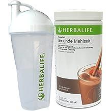 Herbalife Formula 1 Batido nutricional - Comida sana para perder de peso - CHOCOLATE - con
