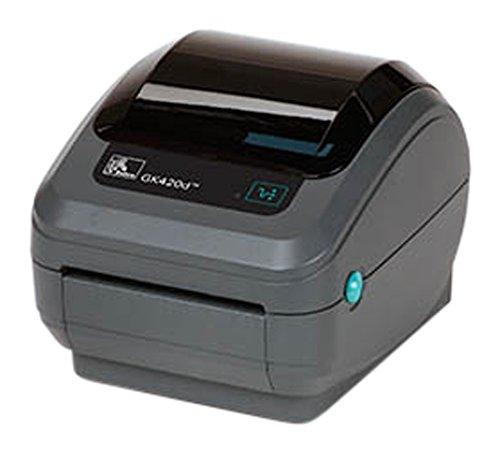 Zebra GK420d stampante per etichette (CD) Termica diretta 203 x 203 DPI