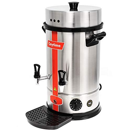 Teemaschine Samowar Teeautomat Teezubereiter Semaver Teekocher Caytime 13 Liter