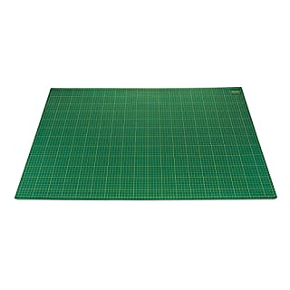 Hillington A1 Cutting Mat Size Non Slip Printed Grid Design Craft Design Hobby Non-Slip Quality Professional Squared Metric Grid (Standard)