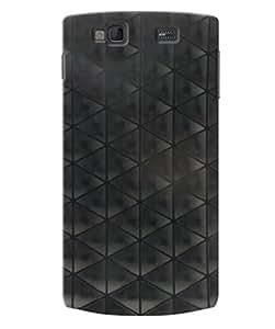 BluewayCollection COVDIAMONDSMS8600 Schutzhülle für SamsungWave3 (Deisgn: Titanium Kaleidoscope)