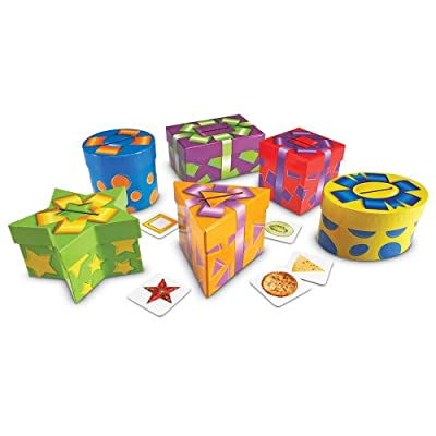 Learning Resources Shape Sorting Presents Card Game by Learning Resources (UK Direct Account)
