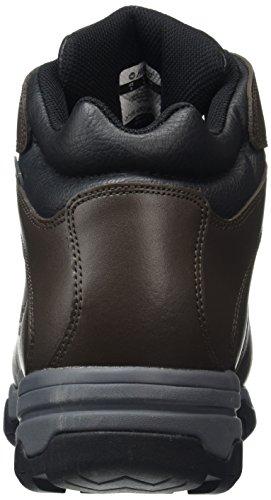 Hi-Tec Eurotrek Iii, Chaussures Bébé Marche Homme Marron (Dark Chocolate 041)