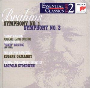 Handel Sammlung Ziehen (Essential Classics - Brahms (Orchesterwerke))