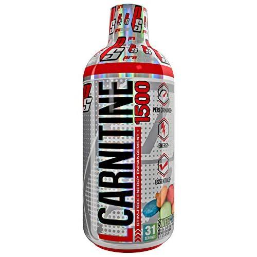 ProSupps L-Carnitine Liquid 1500 Supplement, 473 ml, Sweet N Tart