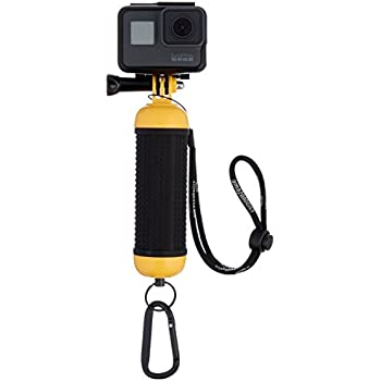 AmazonBasics Waterproof Floating Hand Grip for GoPro Cameras