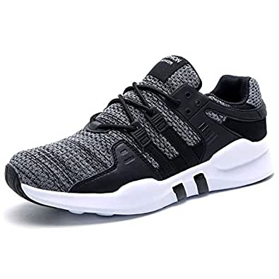 Men's Running Shoes Lightweight Sports Trainers Gym