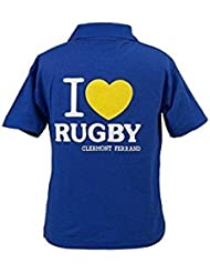 Polo - I love rugby Clermont - Ultra Petita
