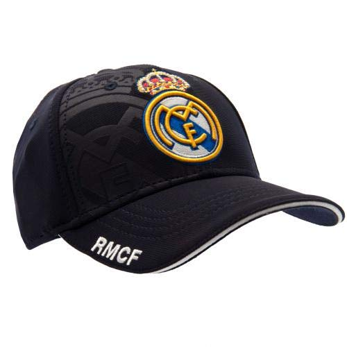 GORRA REAL MADRID PRODUCTO OFICIAL AZUL