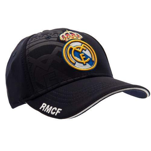 Real Madrid erwachsene Marinekappe erste Mannschaft [AB3926]