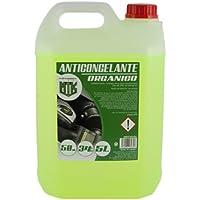Motorkit MOT3542 Anticongelante, 5L, 50%, Amarillo