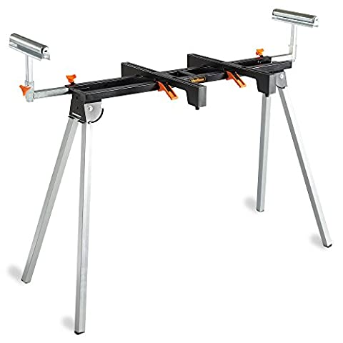 VonHaus Mitre Saw Stand wth Extensions Support Arms - Universal